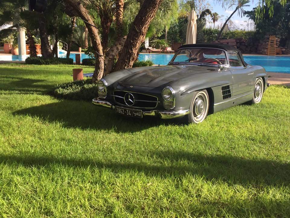 Mercedes - Gentlemen Drivers