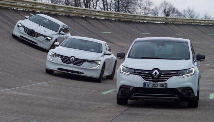 Renault - Gentlemen Drivers