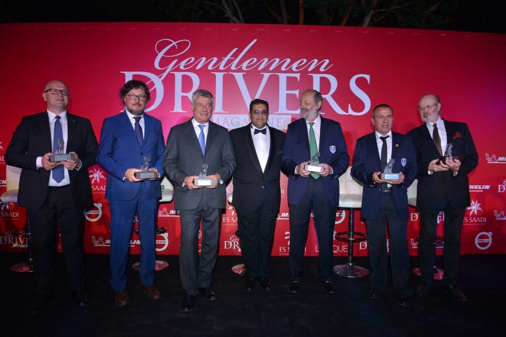 Jury - Gentlemen Drivers