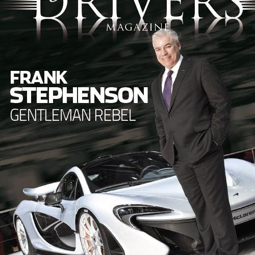 FRANK STEPHENSON by Gentlemen Drivers Magazine