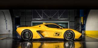 Fittipaldi EF7 Vision Gran Turismo de Pininfarina 324x160 Gentlemen Drivers Magazine   Accueil