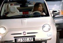 Fiat Jennifer Lopez - Gentlemen Drivers