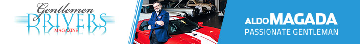 Gentlemen Drivers Magazine Aldo Magada