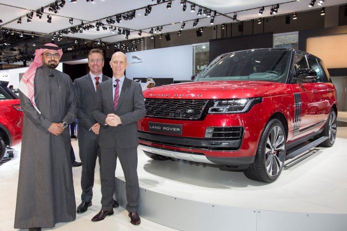 Range Rover - Gentlemen Drivers