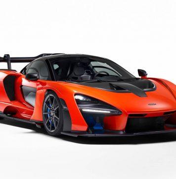 McLaren - Gentlemen Drivers