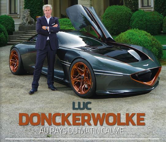 Luc Donckerwolke couverture GDM